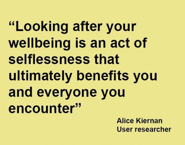 Quote from Alice Kiernan