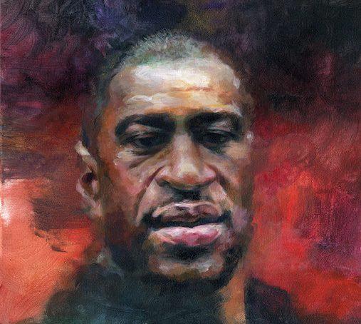 George Floyd Portrait